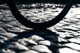 Limited edition fine art cycling print of a Close-up of the cobbles of a Paris-Roubaix cobbled road sector. Belgium 16th of February 2018forms a part of the world famous spring classic cycling race Paris-Roubaix. Shot for Cyclist Magazine by Patrik Lundin - cycling prints, fine art cycling print, limited edition prints, limited edition cycling prints, cycling photos, cycling images, cyclist, hairpin, hairpin road, cycling, cyclist magazine, gift, gift for cyclists